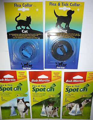 Spot On Fleas And Ticks Treatment Protection For Dog Kittens Puppy,collar Killer
