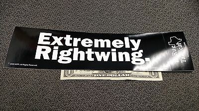 "LaRue ""Extremely Rightwing"" Bumper Sticker Decal"