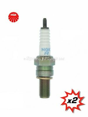 2x NGK R0045Q-11 Racing Spark Plug 5957. Set Of 2 Plugs. Fast Despatch