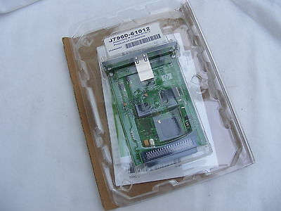 New Hp Jetdirect 625N Gigabit Ethernet Internal Print Server J7960-61012