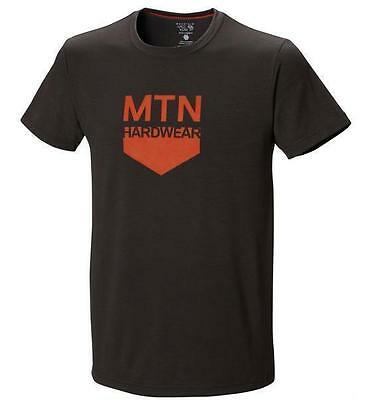 Mountain Hardwear Mens MTN Corner T-Shirt - Wicking, Super Soft
