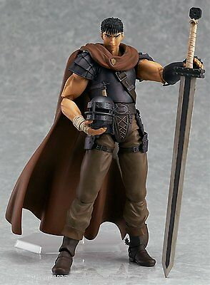 "figma Movie ""Berserk"" Guts Band of The Hawk ver non scale Action Figure"