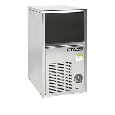 Ice-O-Matic Undercounter Gourmet Ice Machine 17Kg Ice Capacity Compact Bar Cafe