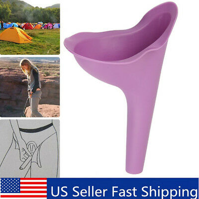 Portable Female Women Urinal Camping Travel Urination Toilet Urine Device US