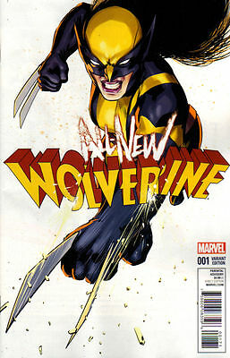 All-New Wolverine #1 - Very Fine - Lopez Variant - Marvel Comics