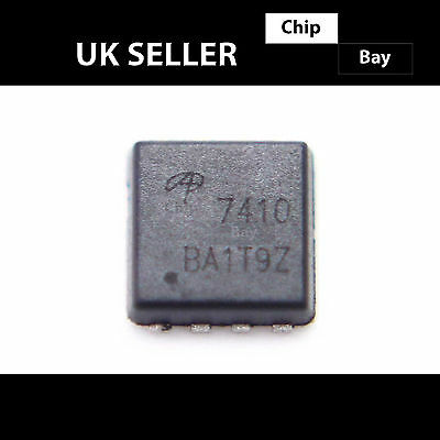 5x NEW AON7410 30V N-Channel MOSFET IC Chip