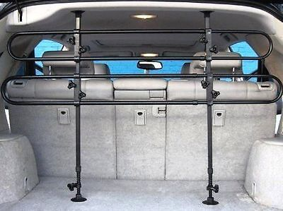 Peugeot 3008 Universal Tubular Dog Guard Pet Barrier