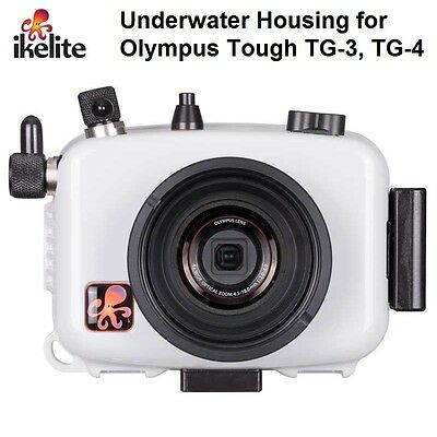 Ikelite Underwater Housing for Olympus Tough TG-3, TG-4 (updated version)