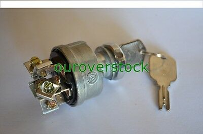 Hyster ignition switch 272041