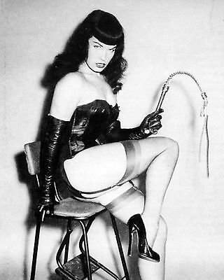 Bettie Page 51 (Playboy Pinup) Photo Print