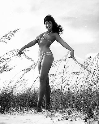 Bettie Page 25 (Playboy Pinup) Photo Print