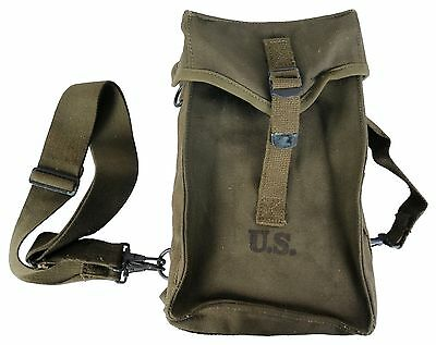 US Military 30 Cal Ammunition carrying bag (Belted)