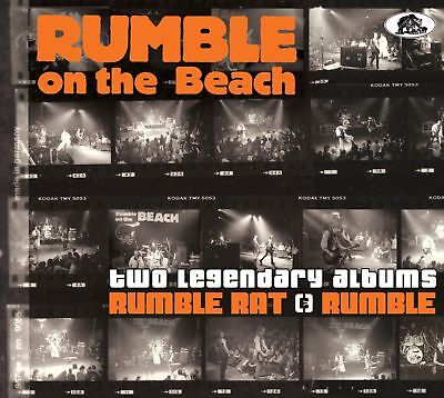 Rumble On The Beach - Two Legendary Albums - Rumble Rat & Rumble - Revival Ro...