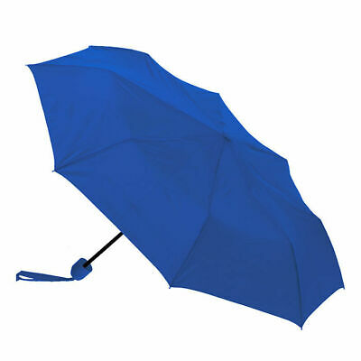 Mini Maxi Manual Umbrella - Cobalt Blue