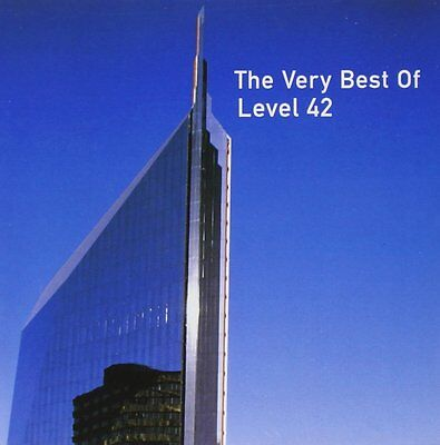 Level 42 The Very Best Of Cd (Greatest Hits)