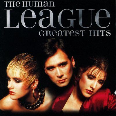 Human League Greatest Hits Cd (Very Best Of)