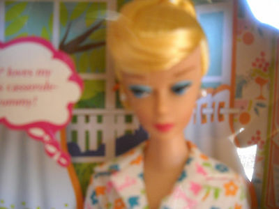 Barbie Learns to Cook