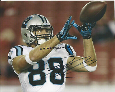 Greg Olsen 8x10 Autographed Photo Carolina Panthers Reprint