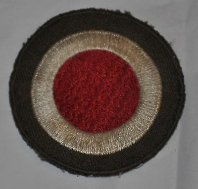 ORIGINAL WW2 US ARMY 37th INFANTRY DIVISION CUT EDGE PATCH ~ NO GLOW