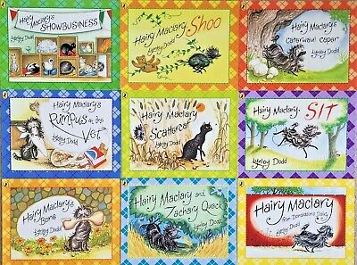 Hairy Maclary Story books Collection Brand New!!!!