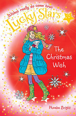 Lucky Stars 7: The Christmas Wish, Bright, Phoebe, New Book
