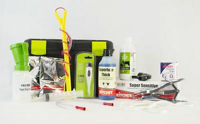 Small Essential Lambing Season Kit - Birthing & Castration Supplies For Lambs