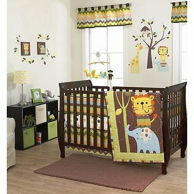 US Brand ZuZu & Friends Baby Bedding Crib Cot Quilt Bumpers Sheet Music Mobile