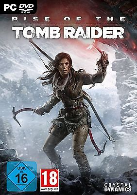 Rise of the Tomb Raider: 20 Year Celebration [Steam] [PC] [EU] [FR]