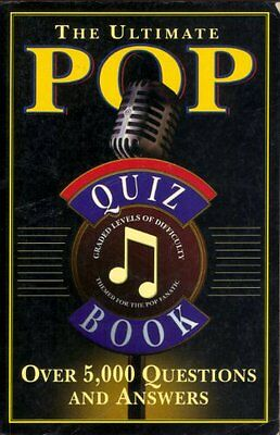 Ultimate Pop Quiz Book By anon`