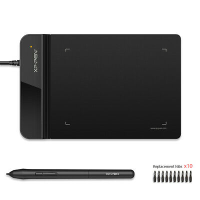 XP-Pen 4x3 inch Ultrathin Drawing Graphics Tablet for OSU Game Office Signature