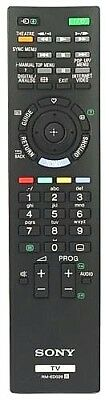 Remote Control For Sony Bravia Tv Lcd Plasma Led Rm-Ed046 - Rmed046 Replacement