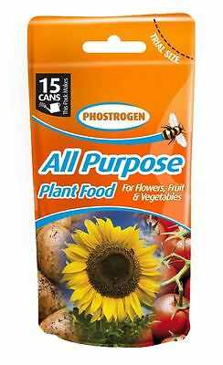 Bayer Phostrogen Soluble All Purpiose Plant Food - Makes 15 Watering Cans