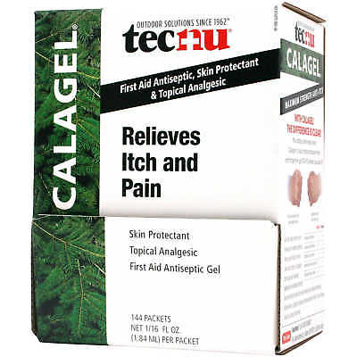 Calagel Box of 144 1/16 oz. Packets