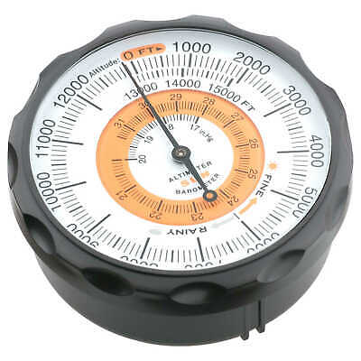 Sun Pocket Altimeter/Barometer, English