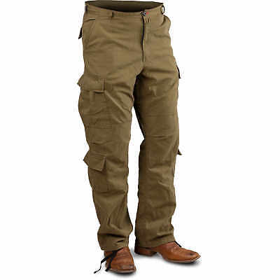 "Rothco Vintage Paratrooper Fatigue Pants Russet Brown X-Large (39""-43"")"