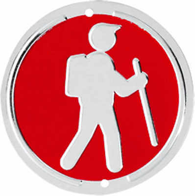 Trailite Hiker Markers Red Pack of 100