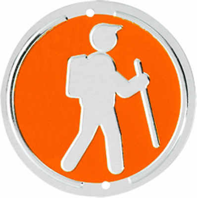 Trailite Hiker Markers Orange Pack of 100