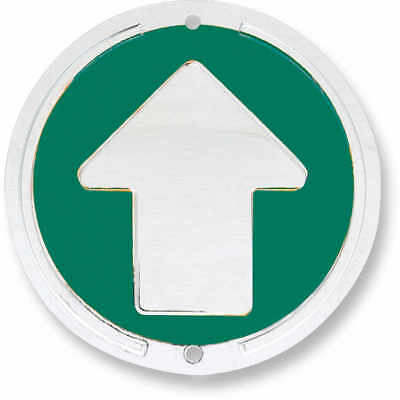 Trailite Arrow Markers Green Non-Reflective Pack of 100