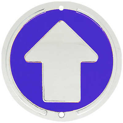 Trailite Arrow Markers Blue Non-Reflective Pack of 100