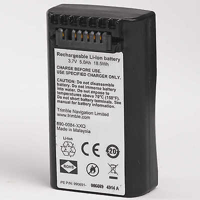 Spectra Precision Nomad Rechargeable Lithium-Ion Battery