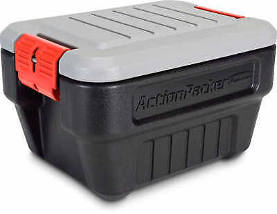 8-Gallon Rubbermaid ActionPacker Storage Container