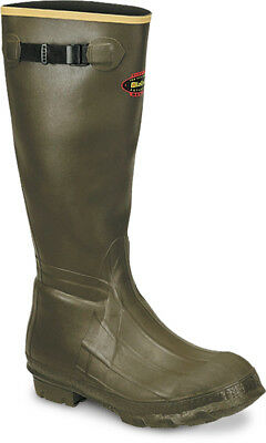 """LaCrosse Burly Classic Hunting Boots - 18"""" Size 7"""