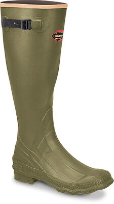 """LaCrosse Grange Non-Insulated Hunting Boots - 18"""" Size 9"""