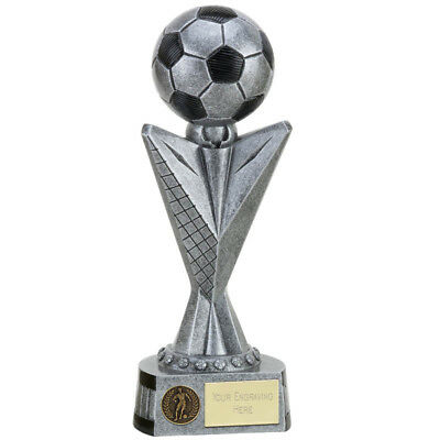 A1817C Resin Football Trophy  Size 30.5 Cm  Free Engraving