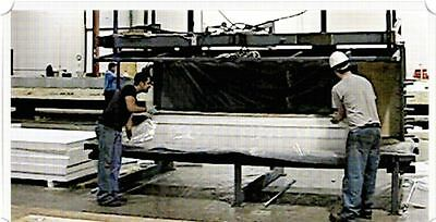 Structural Insulated Panels (SIPs) production line - machinery