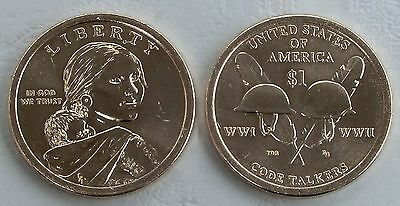 USA Native American Dollar - Sacagawea 2016 P unz.