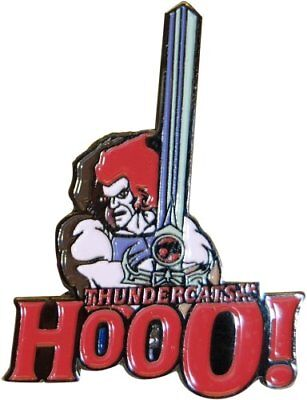Thundercats Hooo! Lion-O Pin Badge