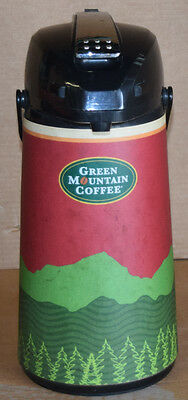 Kenco 2.2 liter Airpot Glass Lined Coffee Thermos 50 Available