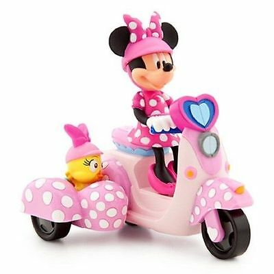 Disney Minnie Mouse Talking Wind-up Toy