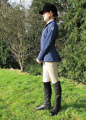 New Year SALE: (EQM) SHOW JACKET - SOFTSHELL ideal for dressage and show jumping